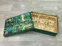 厂家供应专版月饼马口铁盒包装