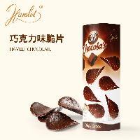 Hamlet巧克力臻脆薄片125g