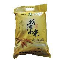 天然有机小米,黄小米,5KG家庭适用装产地直销