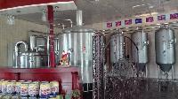 精酿啤酒设备;小型啤酒厂设备