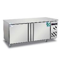 冰立方二门平冷工作台WR18不锈钢操作台冰柜