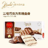 Hamlet®巧克力饼干(三色)
