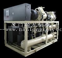 超低温冷库用深冷机组 R23复叠超低温级并联机组