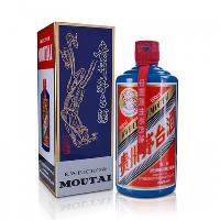 贵州蓝瓶茅台酒