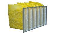 ffu精密空气过滤器 台式HEPA高效无隔板空气过滤器