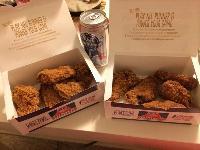 正宗韩国校村啤酒炸鸡裹粉厂家批发