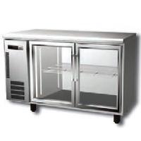 PANASONIC/松下二玻璃门平台冷柜BR-1561CP