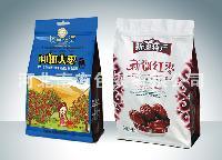 厂家供应食品包装 大枣袋 枣夹核桃包装袋 可定制
