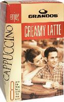 格兰特卡布基诺系列—拿铁速溶咖啡