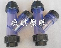 塑料Y型过滤器