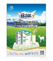 【冠尔优】复合矿物质配方羊奶粉(中老年)