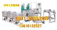 河南濮阳豆腐皮机械 DFP小型豆腐皮机器