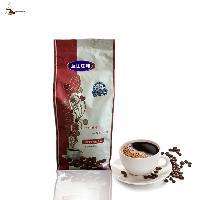 蓝山咖啡豆进口豆新鲜烘焙可现磨粉454g圣朵斯
