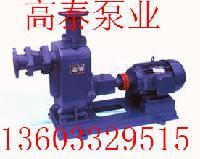 ZW150-180-20无堵塞高效防爆排污自吸泵