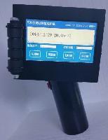 条码二维码图案LOGO手持式喷码机