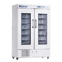 博科冷藏箱双开门