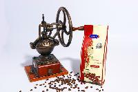 圣朵斯曼特宁咖啡豆进口烘焙新鲜可现磨纯黑咖啡粉 454g
