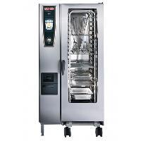 德国RATIONAL万能蒸烤箱SCC201G燃气5S全自动电脑版