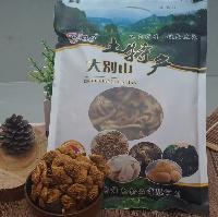 养生食材 鸡油菇