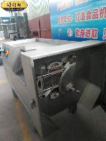 QD-550无骨鸡柳切片切丝切丁机