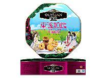 广州苏打饼干oem哪家好?趣园纷纷登场,你开吃了吗?