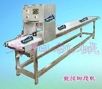 米豆腐自动输送切段机