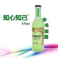 苹果醋品牌-知心知己 275ml青苹果味
