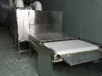 新型隧道木材干燥杀虫机,微波木材快速烘干