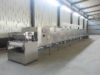 河北沧州小枣烘干机,红枣杀菌设备,微波红枣