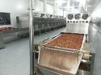 微波辣椒制品,调味香辛料干燥杀菌设备