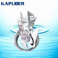 现货供应0.37KW冲压式潜水搅拌机,潜水搅拌器