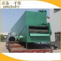 膨化饲料烘干专用带式干燥机