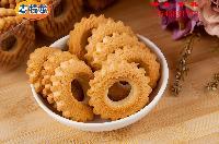 曲奇饼干代加工OEM厂家麦特龙饼干厂