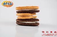 夹心饼干早餐饼干厂家价格直销
