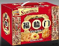 礼盒饼干食品糕点厂家批发招商代理