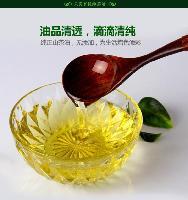 海南纯正山茶油 茶籽油 物理冷榨 双重有机