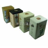 多款公版茶叶铁罐 茗茶红茶绿茶铁观音茶叶铁盒