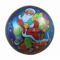 定做 马口铁球罐 球形糖果罐 圣诞小食品铁盒