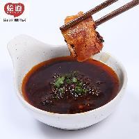 香辣牛肉酱火锅料烩道调味品火锅蘸料开店专用批发加盟