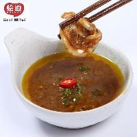 青椒酱火锅料烩道调味品火锅蘸料 酱料开店专用批发加盟