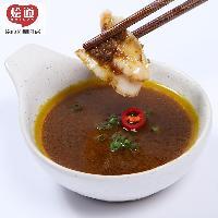 孜然酱 火锅蘸料 烩道调味品火锅店专用酱料加盟 调料批发