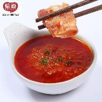 湘辣剁椒酱火锅蘸料 烩道火锅调料米线麻辣烫酱料配方加盟