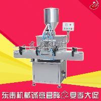 厂家直销商洛豆瓣酱灌装机 找陕西*的膏体灌装机