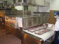 盒饭快餐加热生产线