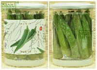 黄秋葵干零食新鲜即食蔬菜干水果脱水脆片秋葵干