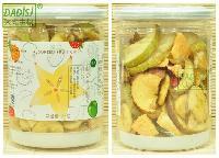 大地生机综合水果干水果脆片 冻干果蔬干