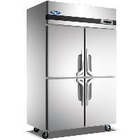 星星格林斯达四门冰箱QZ1.0L4 星星标准款四门双温冰箱