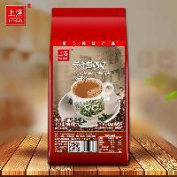上洛炭烧白咖啡批发 三合一速溶白咖啡粉