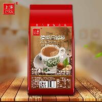 上洛榛果白咖啡批发 三合一速溶白咖啡粉