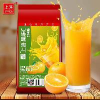上洛果珍甜橙粉固体饮料 1000g袋装甜橙果汁粉批发